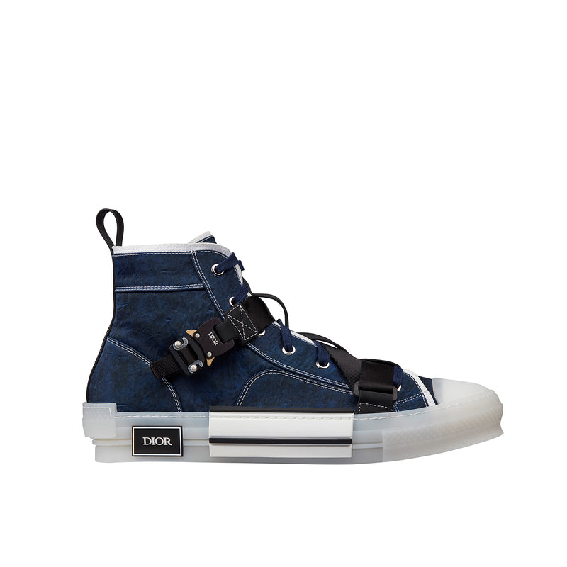 """B23"" High Top Sneakers"