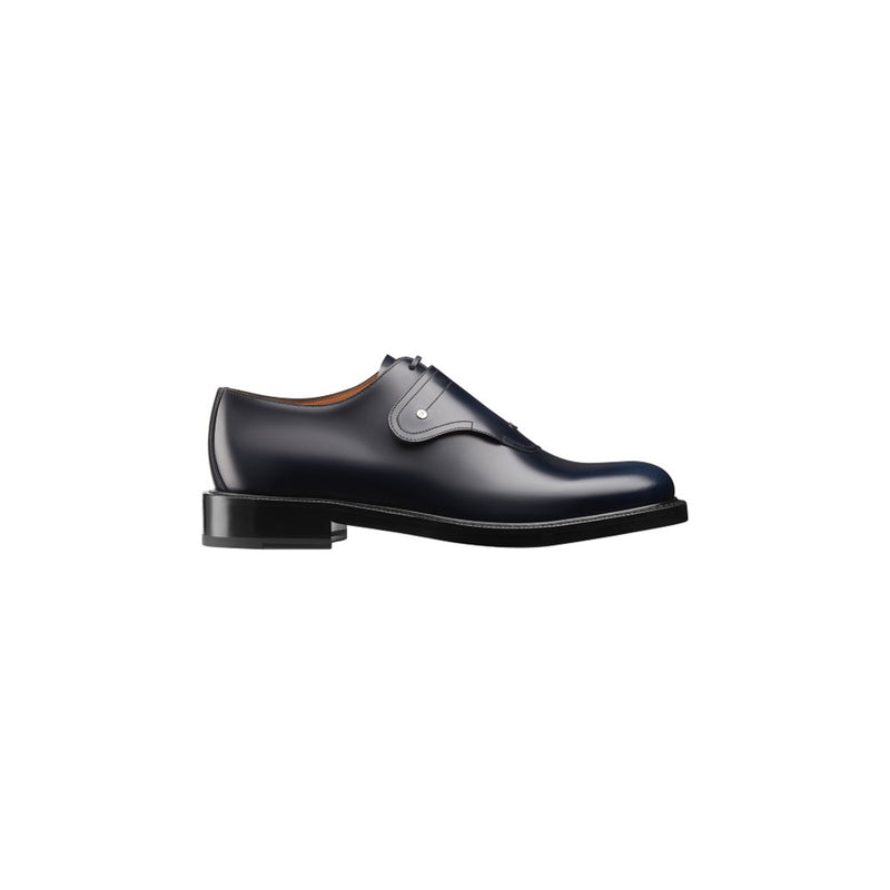 Evidence Saddle Monk Black Derbies