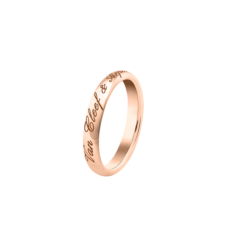 Tendrement Signature Wedding Band