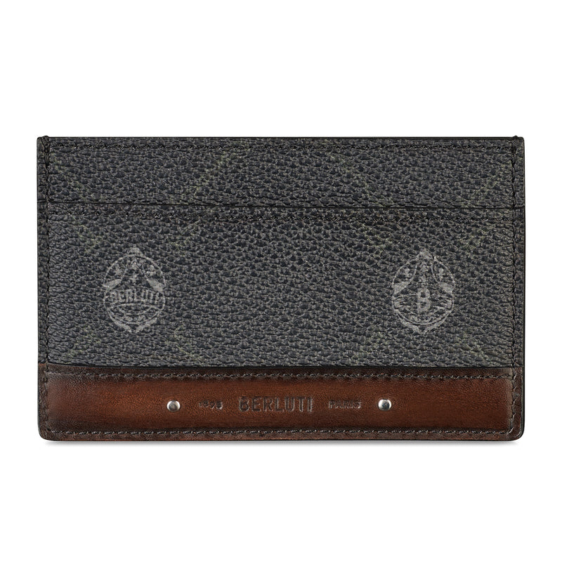 Sejour Signature Canvas Card Holder