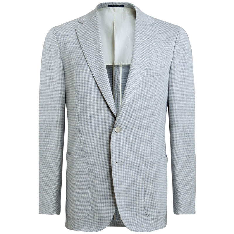 Air Force Blue Jersey Como Blazer