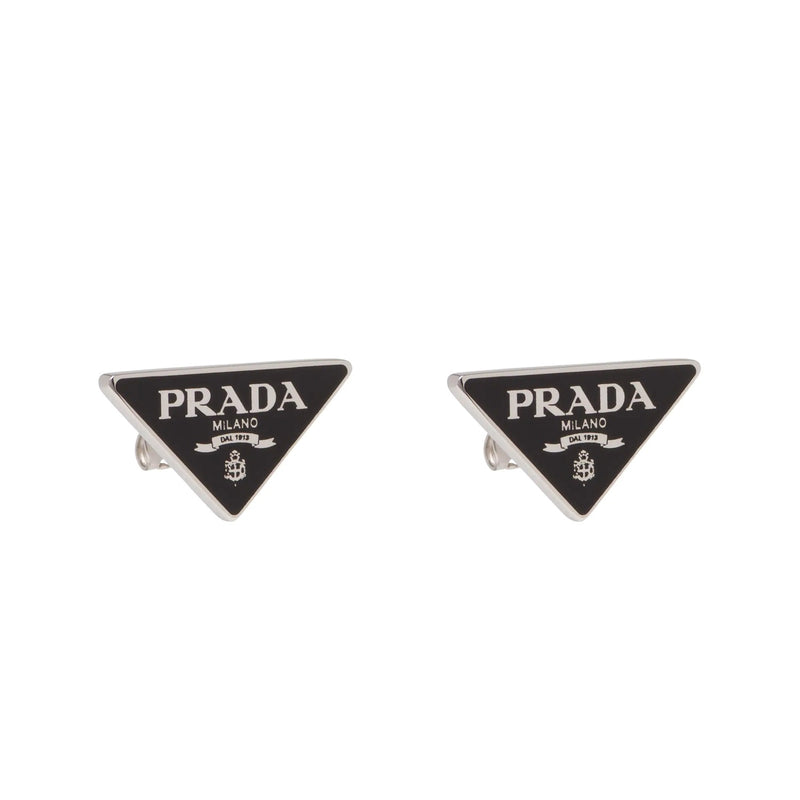 Prada Symbole earrings