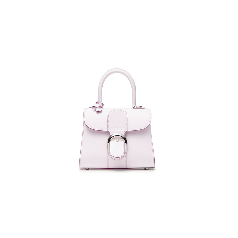 Brillant Mini Box Calf Silk Lavender
