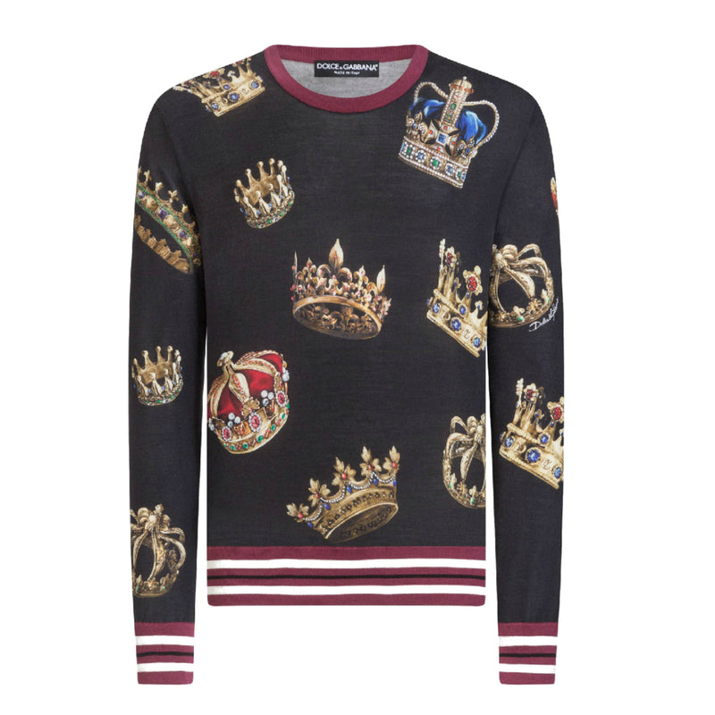 King Crown Silk Knit