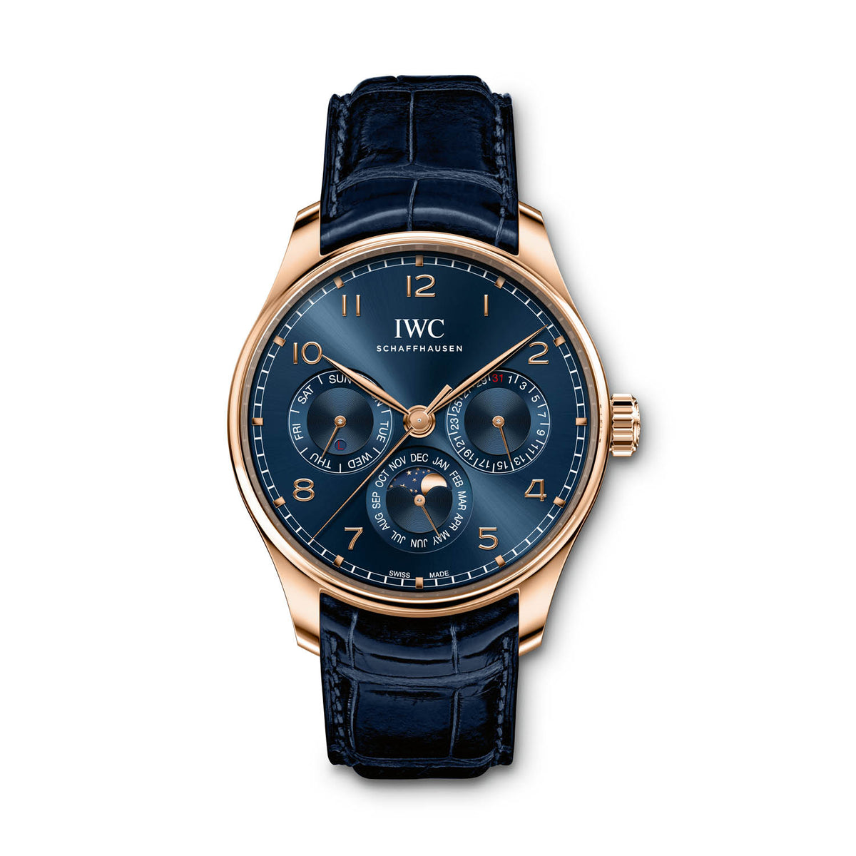 Portugieser Perpetual Calendar 42 Boutique Edition - IW344205