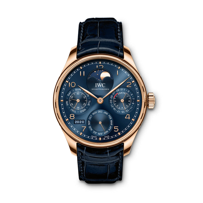 Portugieser Perpetual Calendar Boutique Edition - IW503312