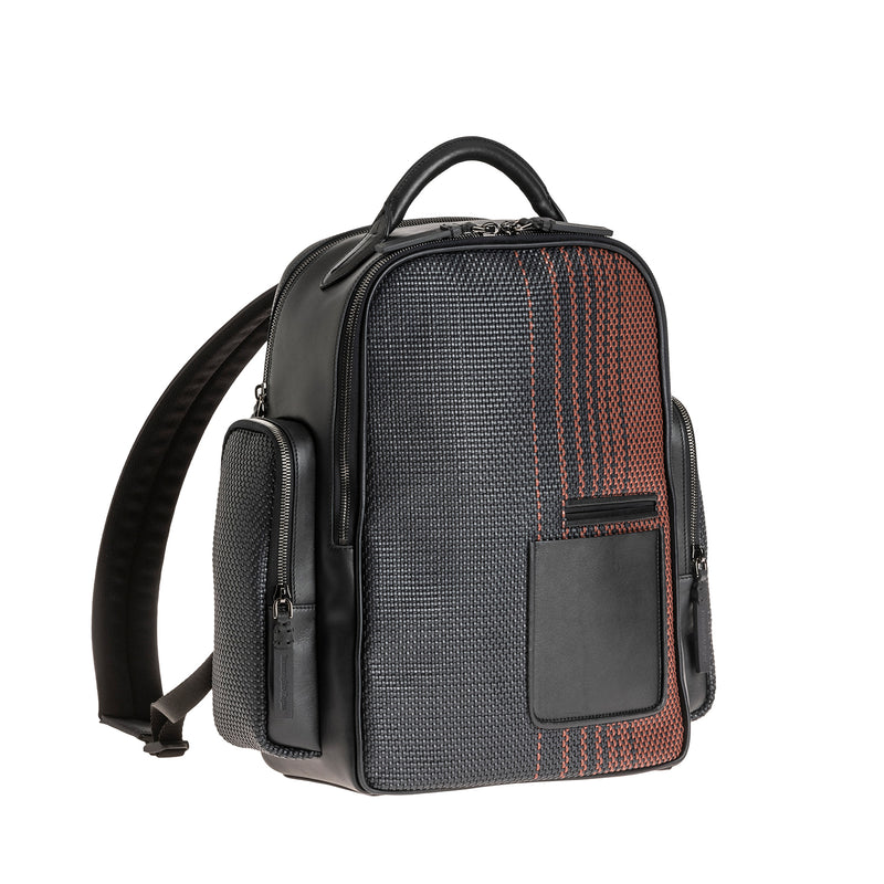 Pelle Tessuta™ Coast To Coast Backpack
