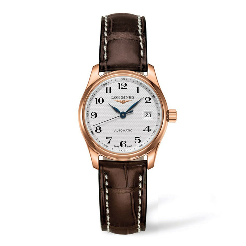 Longines Master Collection 18K Gold 29mm