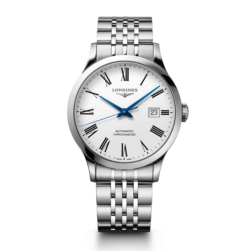 Longines Record 40mm