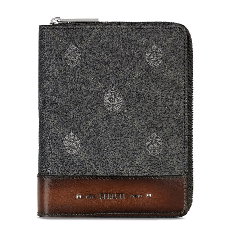 Expedition SIGNATURE Canvas Zipped Wallet