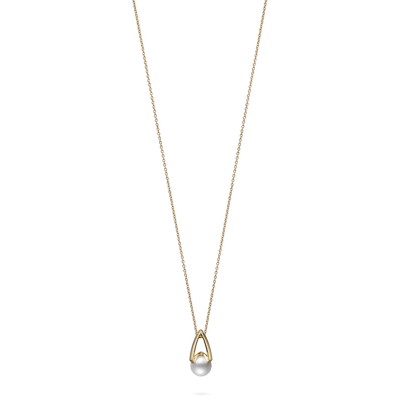 M Collection - Akoya Cultured Pearl Pendant