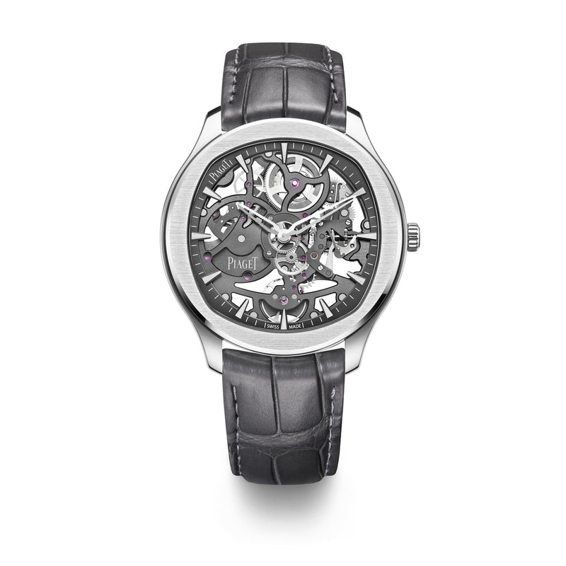 Piaget Polo Grey Skeleton