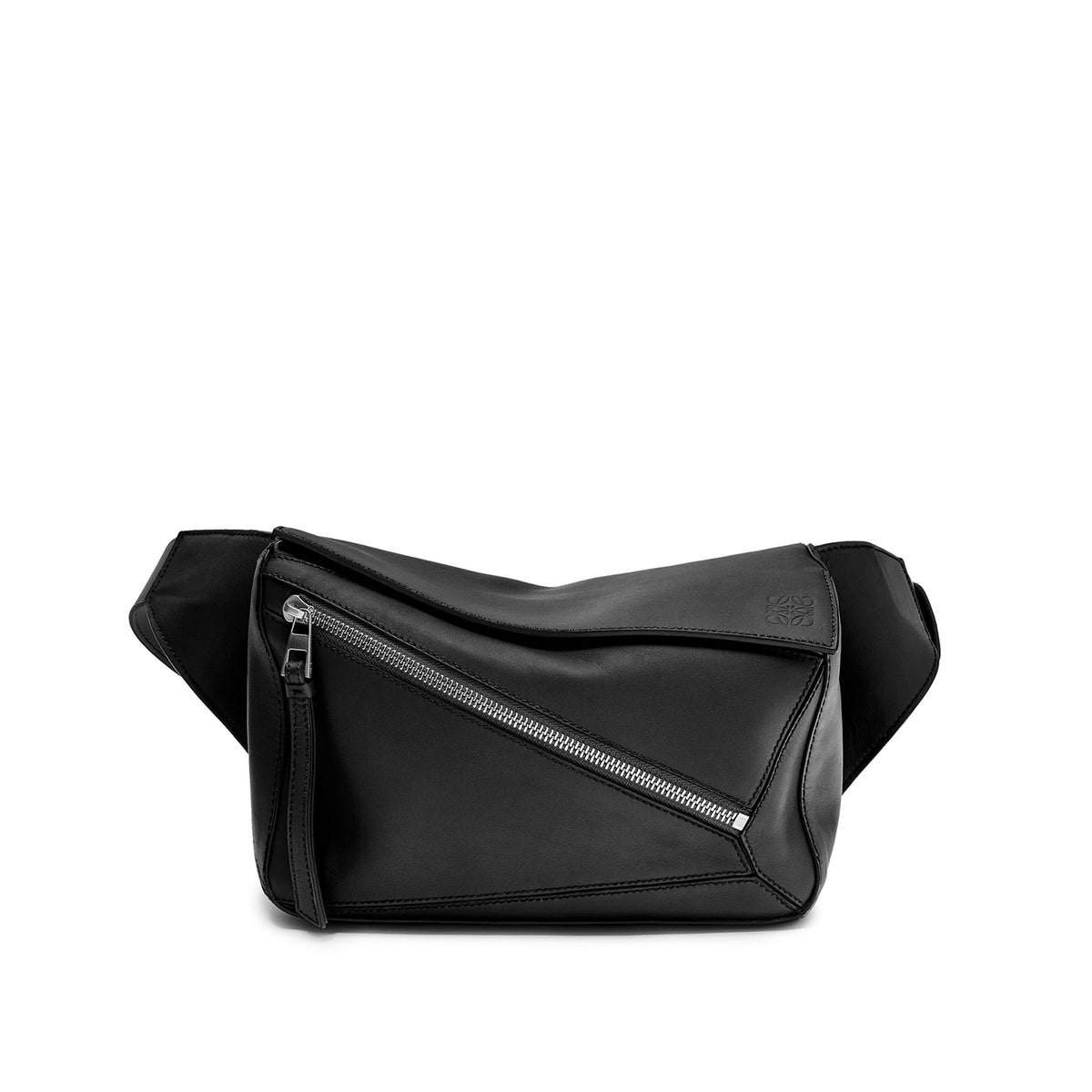 Puzzle Bumbag Small in Black