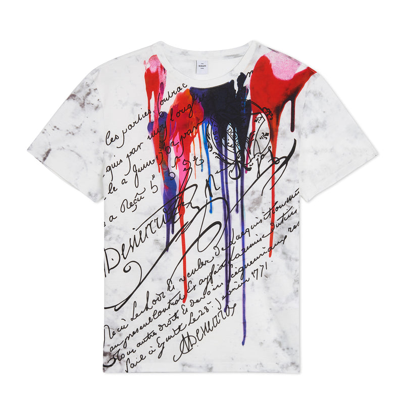 Scritto Printed T-Shirt