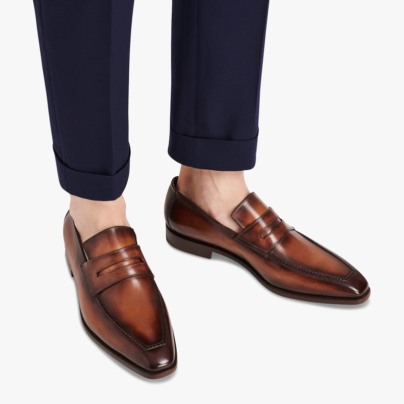 Andy Demesure Leather Loafer