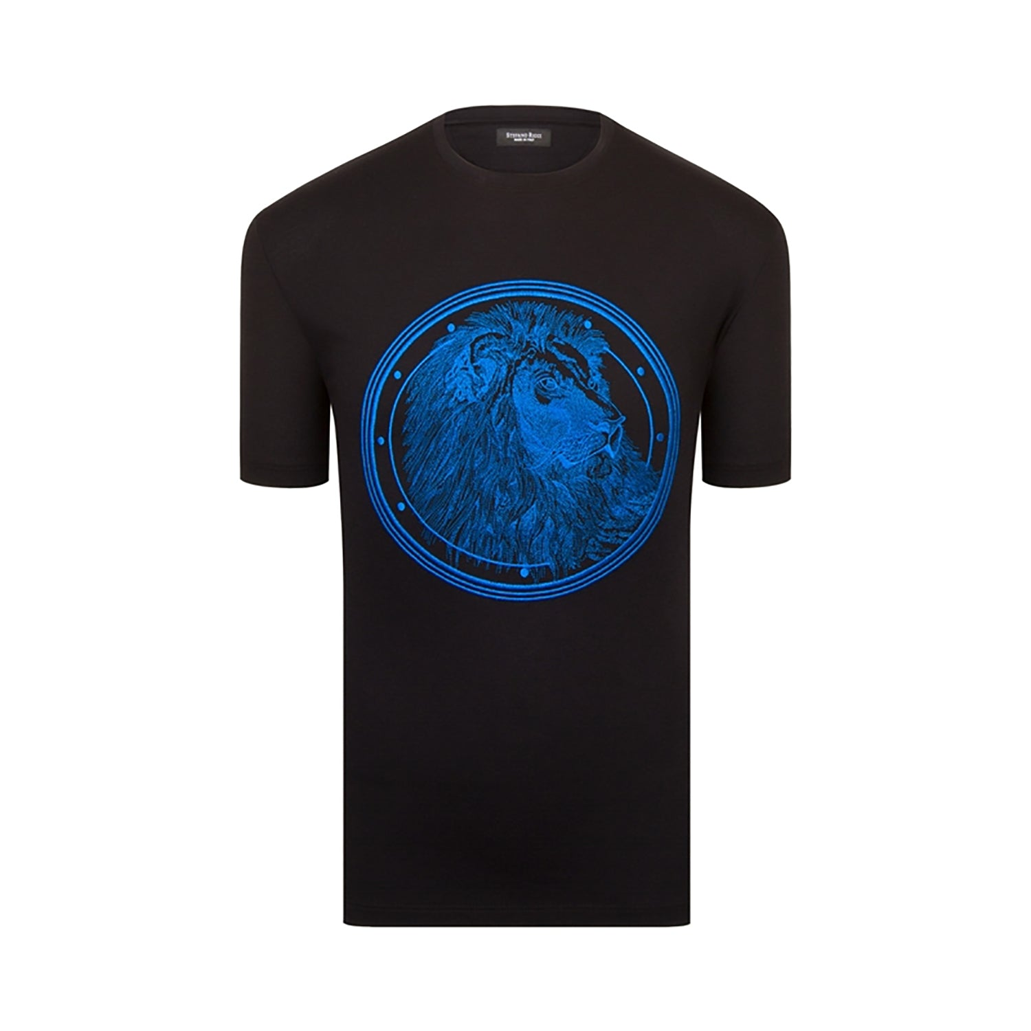 Lion's Head Crew Neck T-Shirt