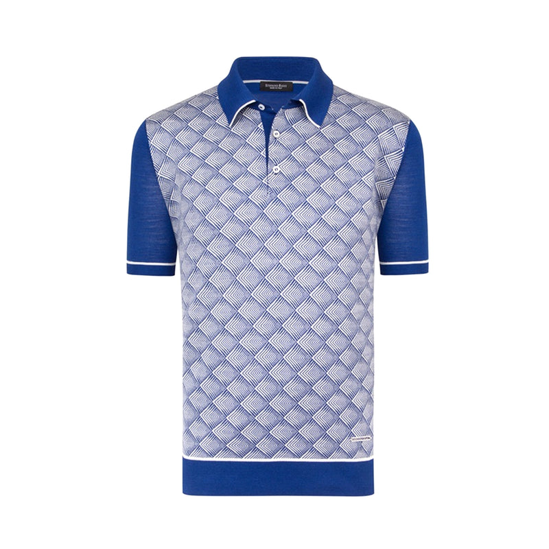 Three Button Polo