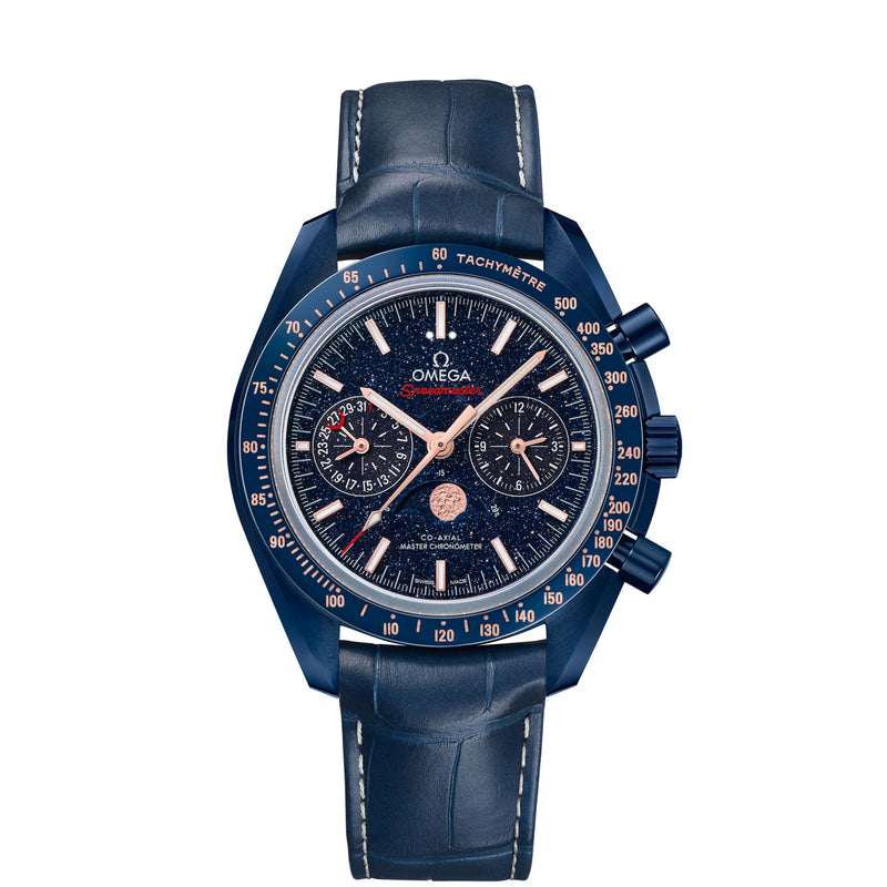 Speedmaster Moonwatch Moonphase Chronograph 44.25mm