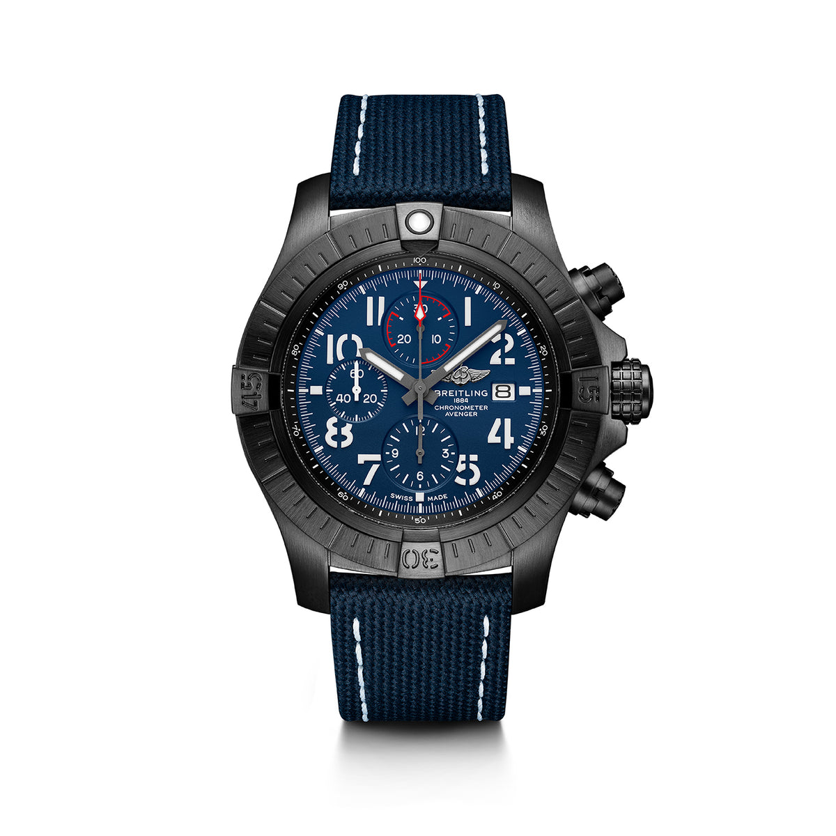 Super Avenger Chronograph 48 Night Mission