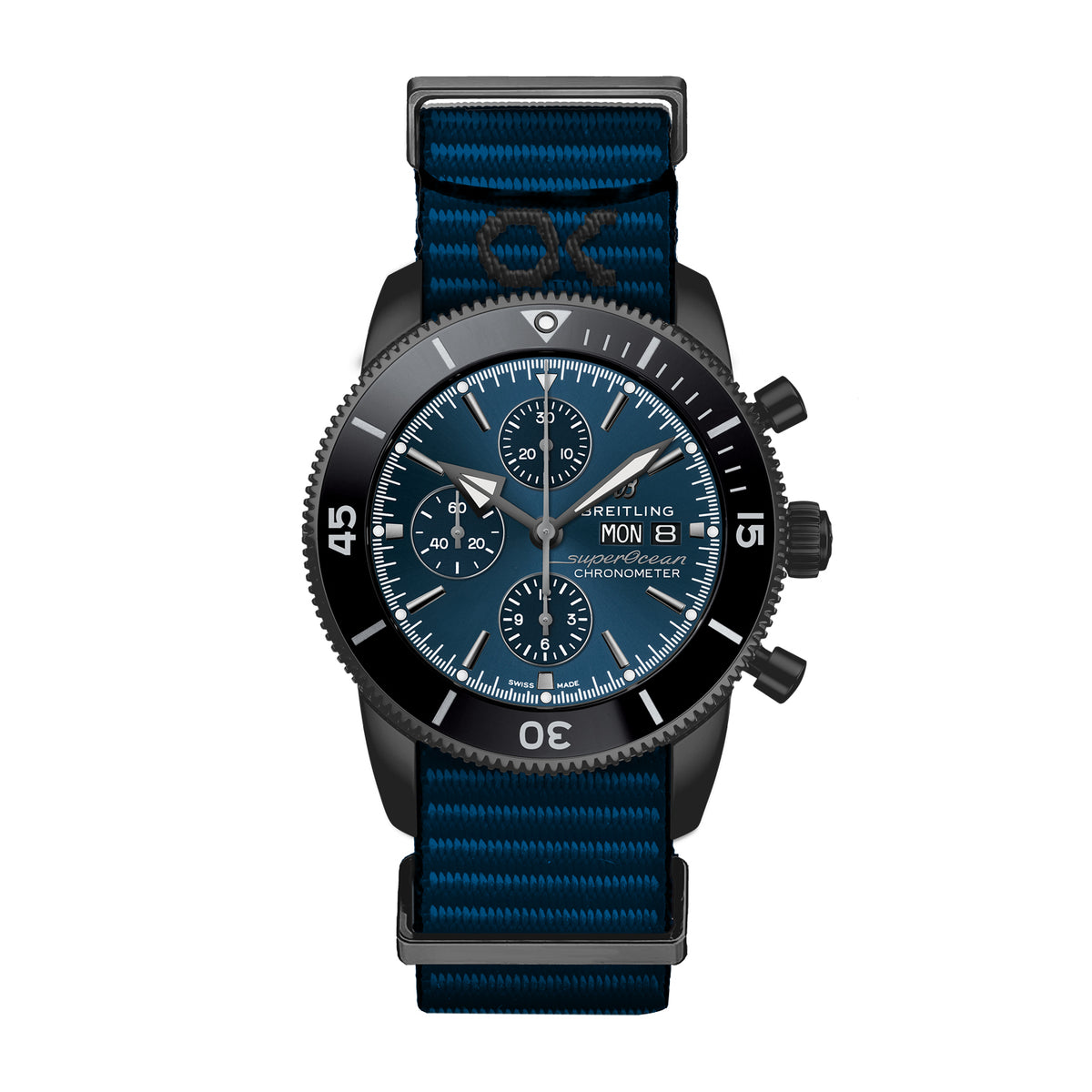 Superocean Heritage Chronograph 44 Outerknown