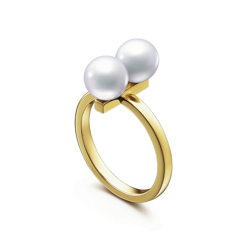 Balance Neo Ring Yellow Gold