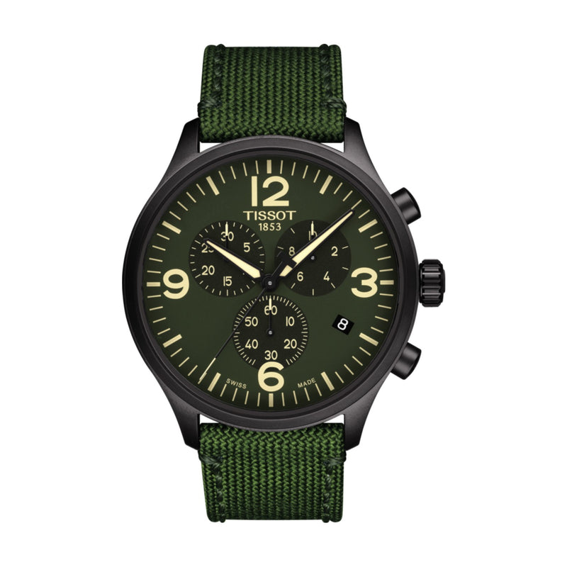 Chrono XL Green
