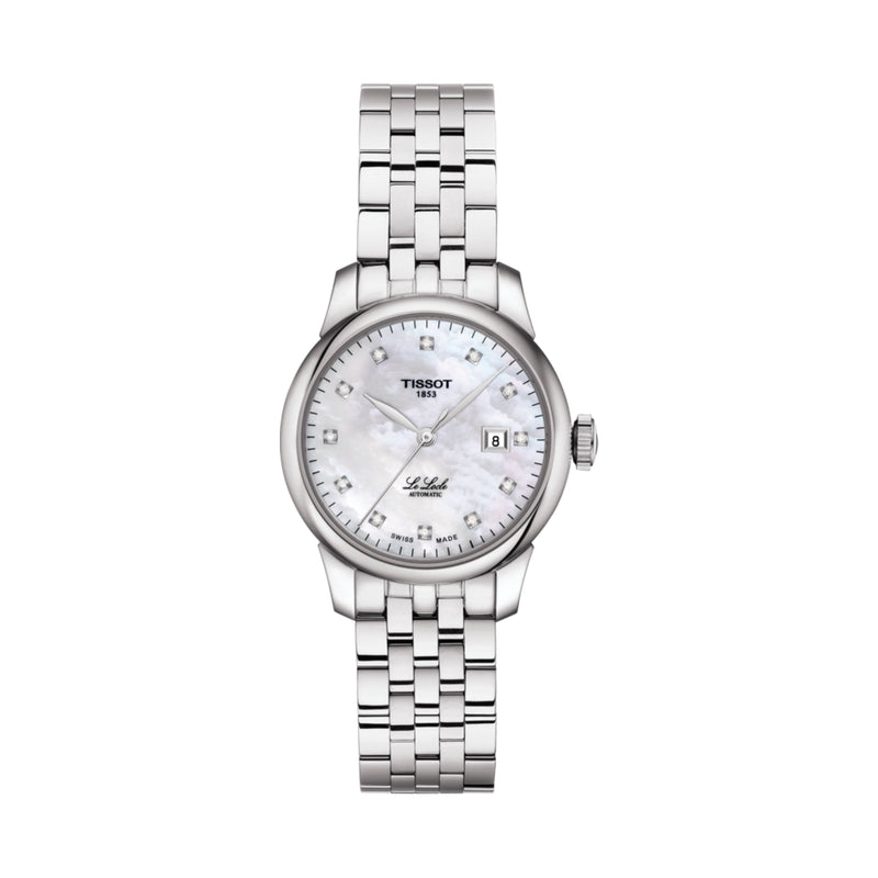 Le Locle Automatic Lady White Mother-of-Pearl
