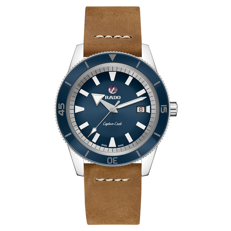 Tradition Captain Cook Automatic 42mm