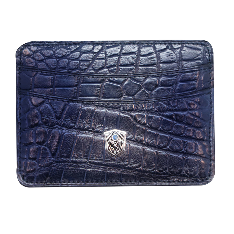 Tardini Alligator 4 Slots Card Holder