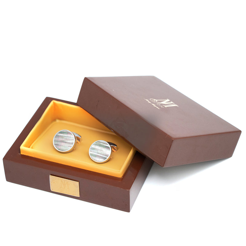 Cufflinks JM Icon