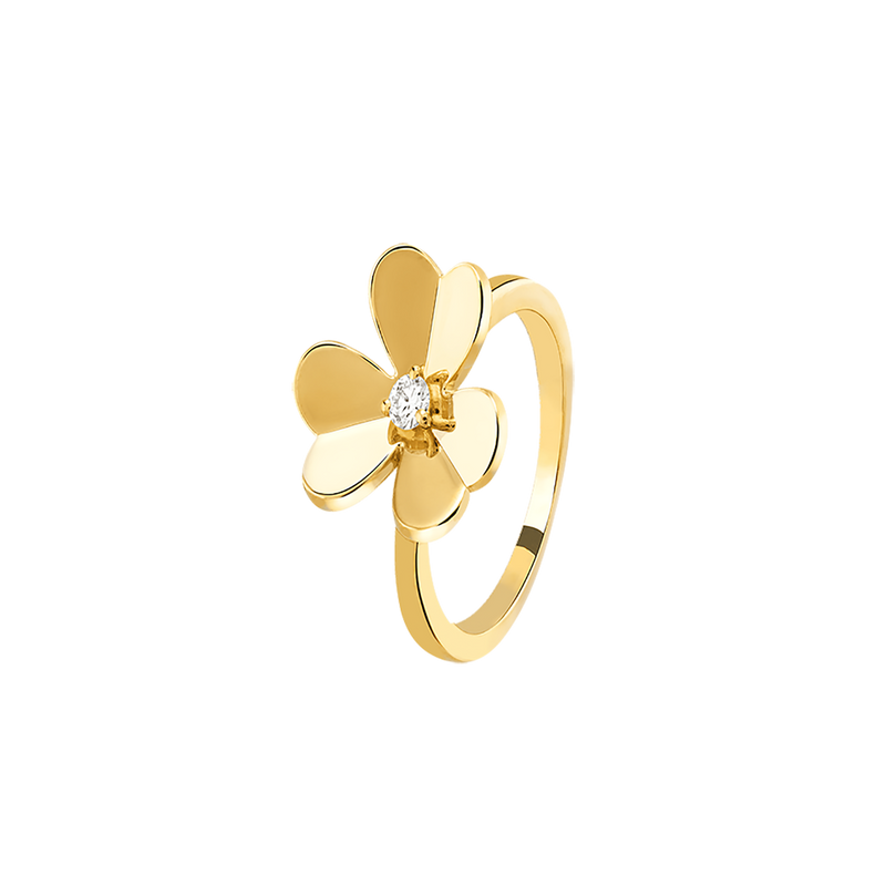 Frivole 1 Flower Ring
