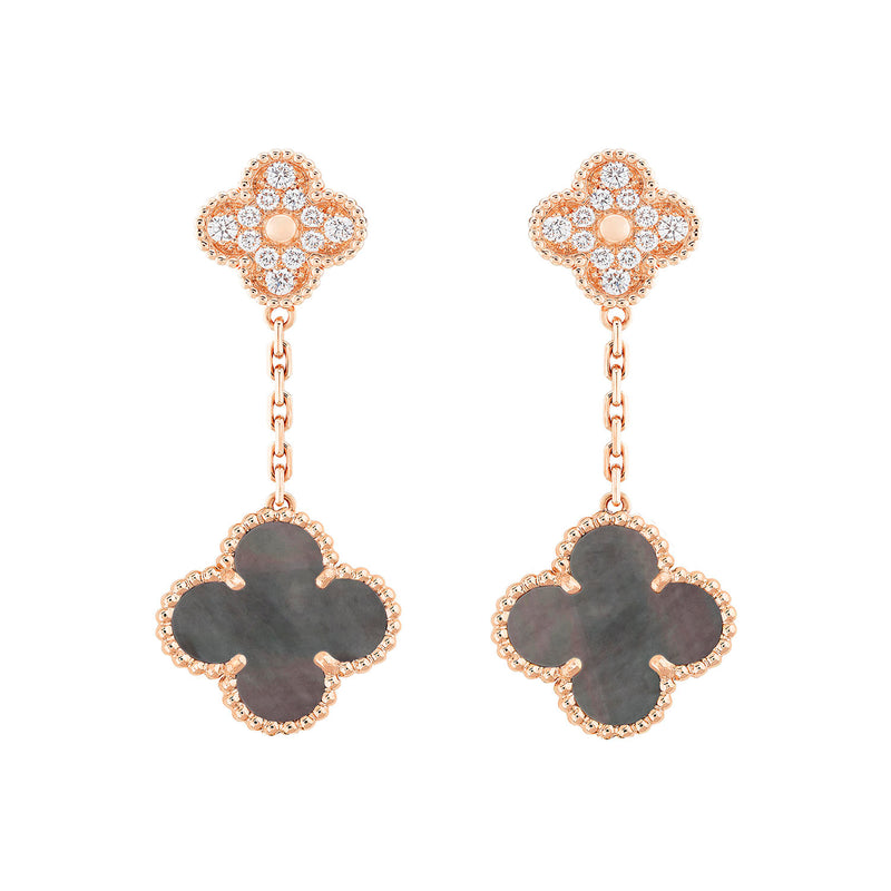 Magic Alhambra Earrings, 2 motifs