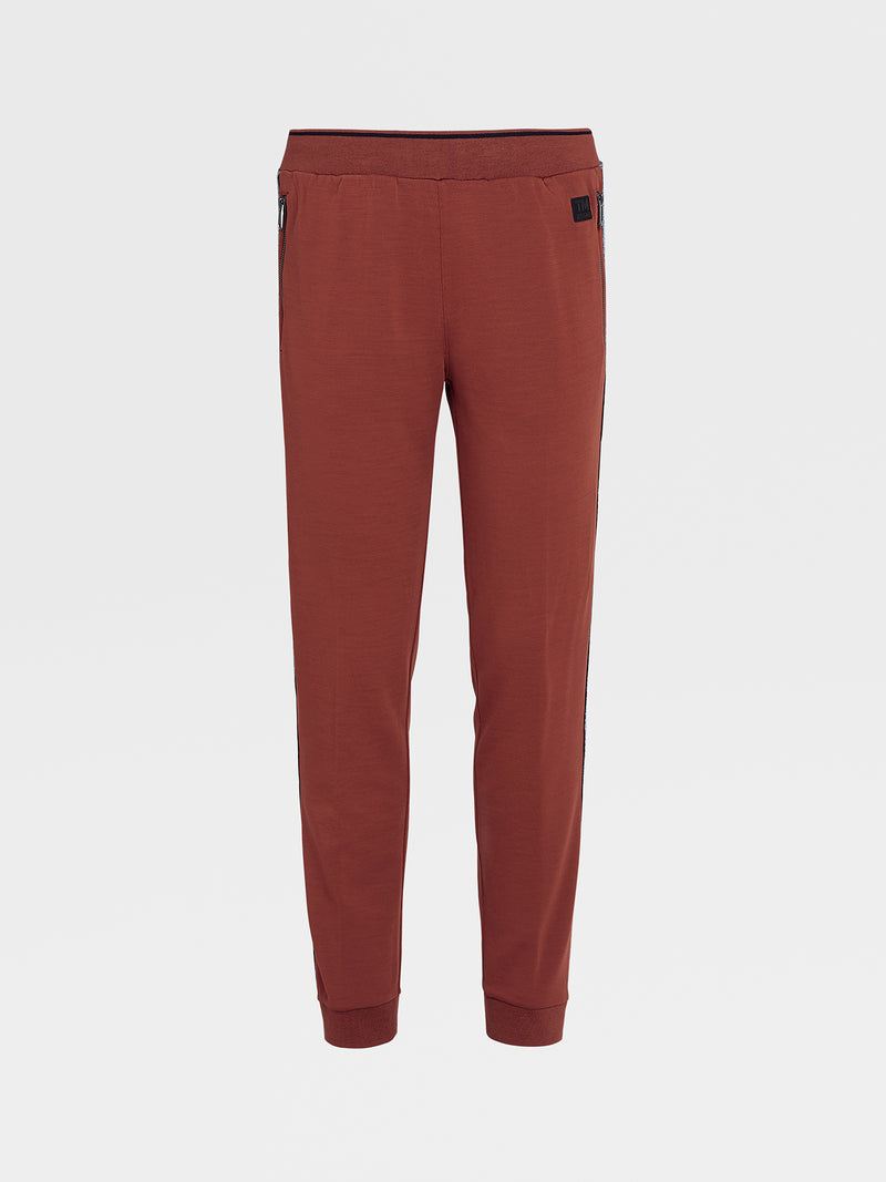Z Zegna Techmerino™ Wool Sweatpants