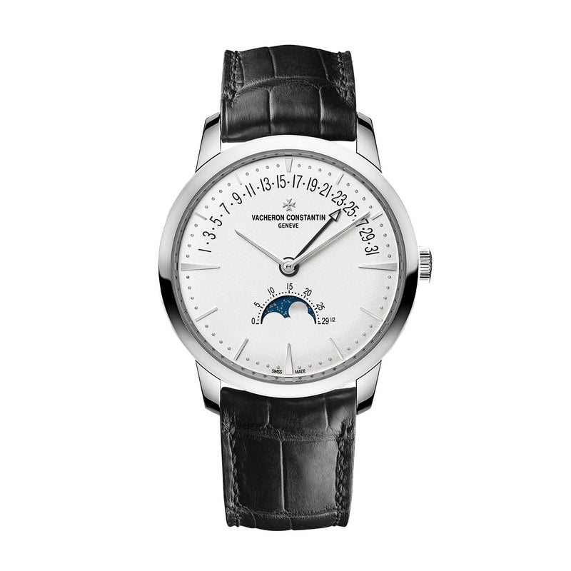 Patrimony Moonphase And Retrograde Day Date