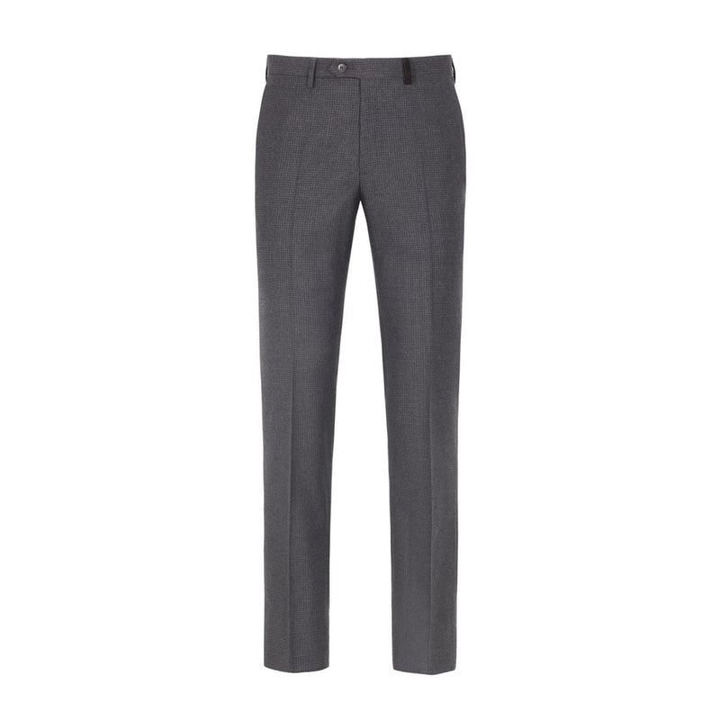 Brioni Wool Checks Trousers
