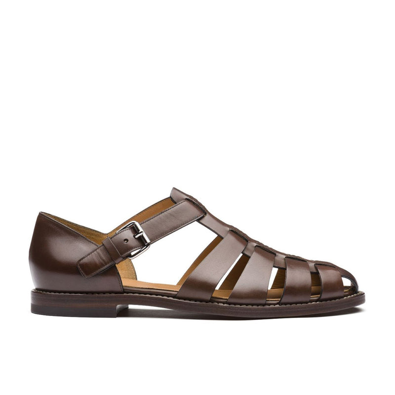 Fisherman Nevada Leather Sandals