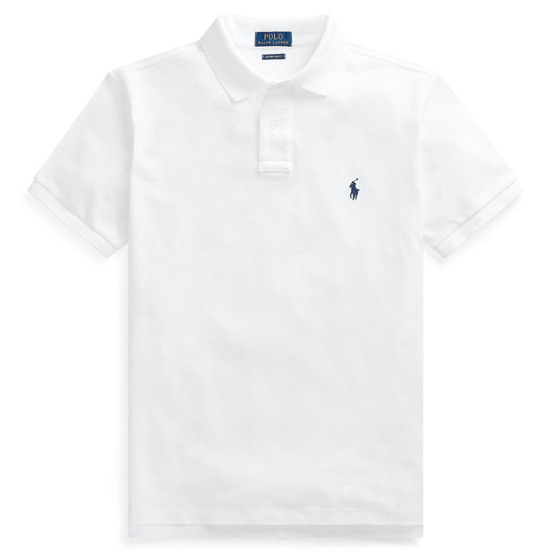Iconic Mesh Polo Shirt