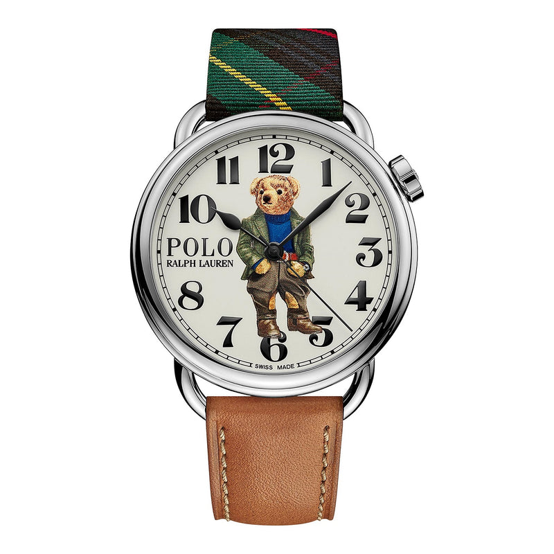 Polo Bedford Bear Watch
