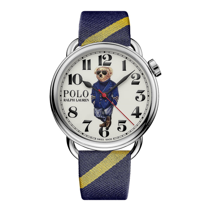 Polo Nautical Bear Watch