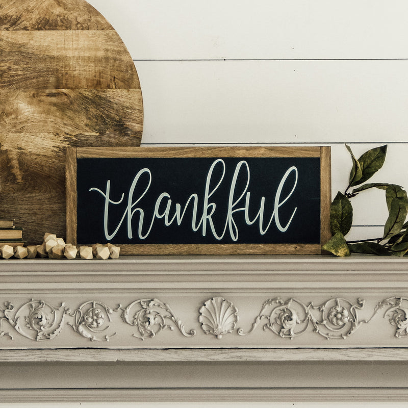 Thankful | Horizontal