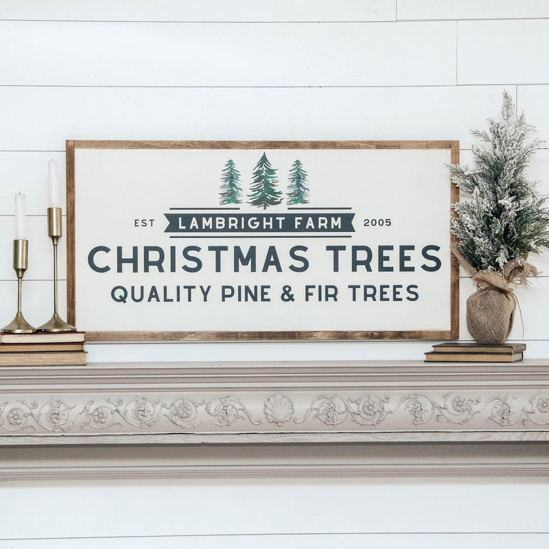 Family Tree Farm | Personalized