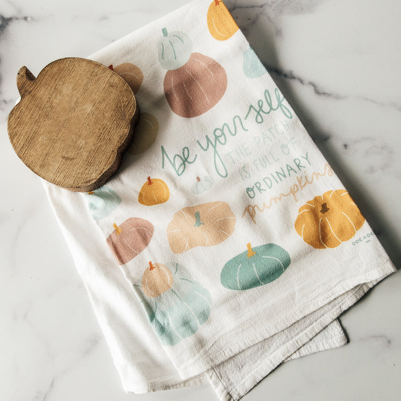 Be Yourself | Flour Sack Towel