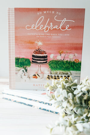 So Much to Celebrate | Book