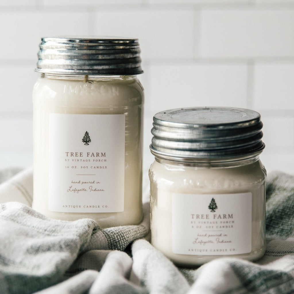 Tree Farm | Antique Candle Co. Candle