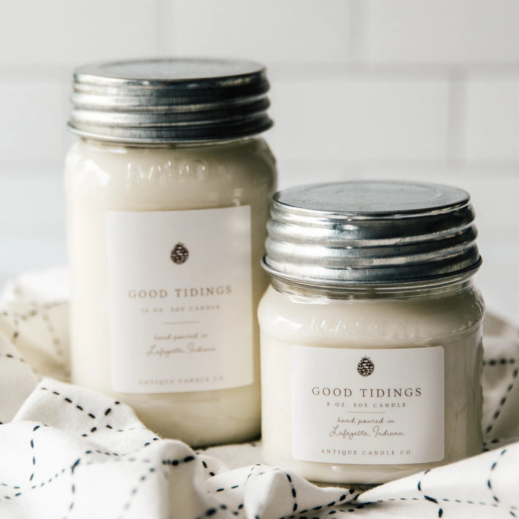 Good Tidings | Antique Candle Co. Candle