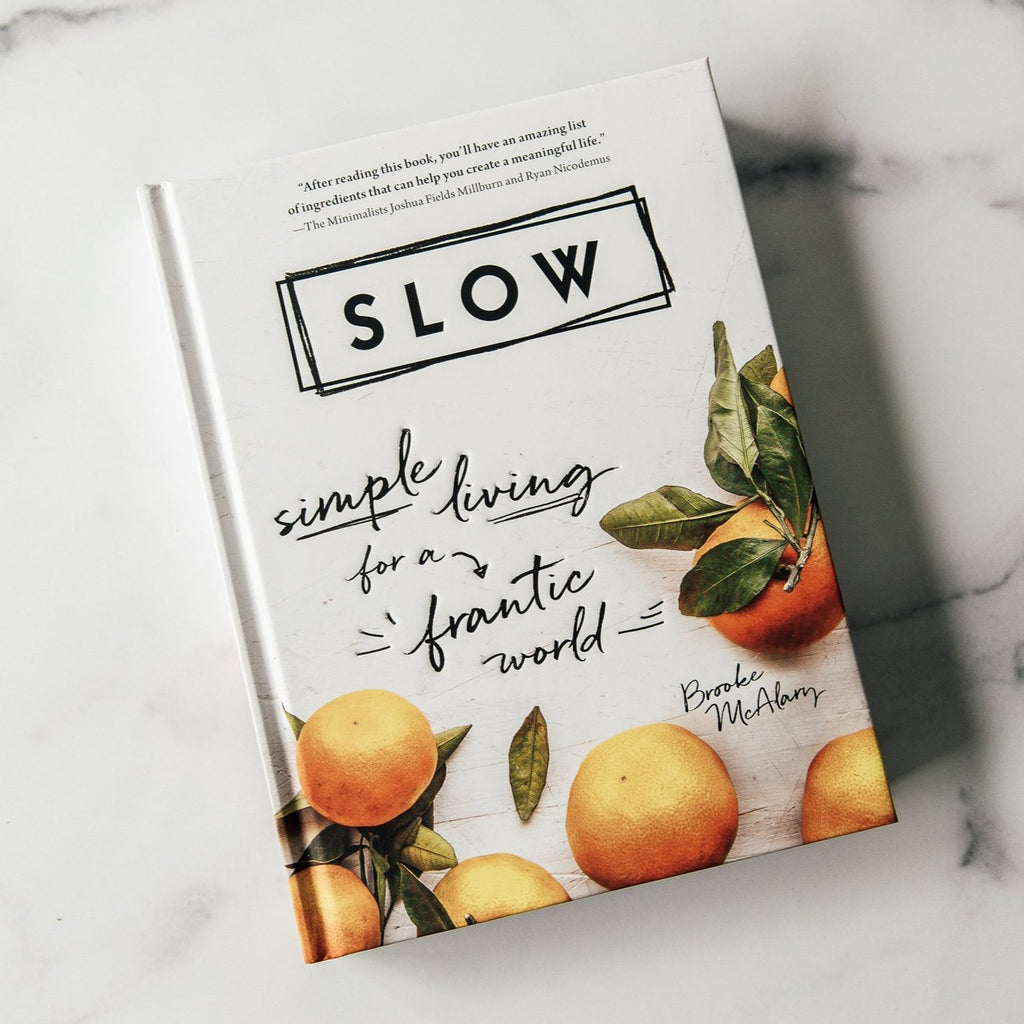 Slow | Book