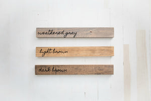 "Nothing Fancy, Just Love 24""x18"" Wood Sign 