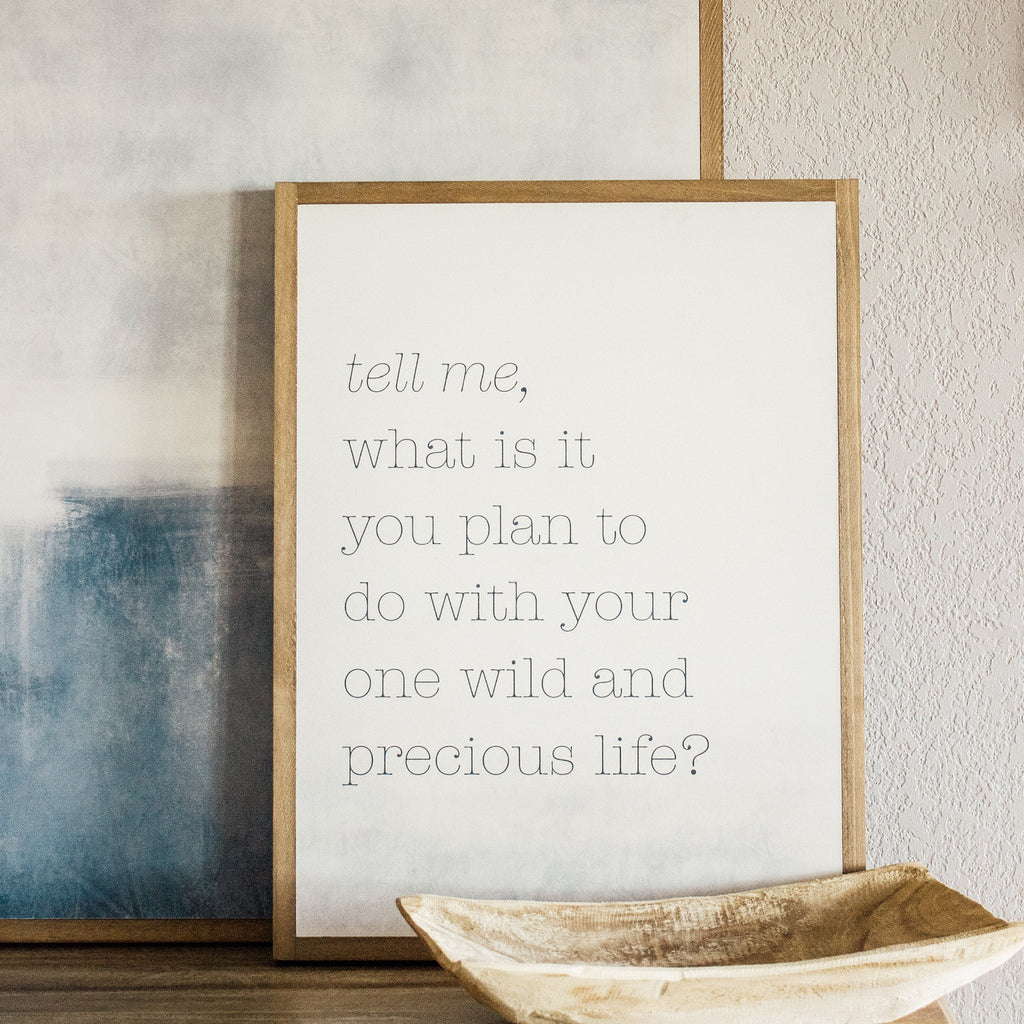 LIY x Joyfully Said | Precious Life