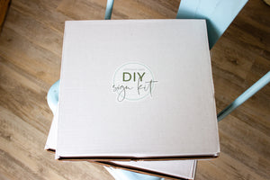 DIY Sign Kit (for Adults!)