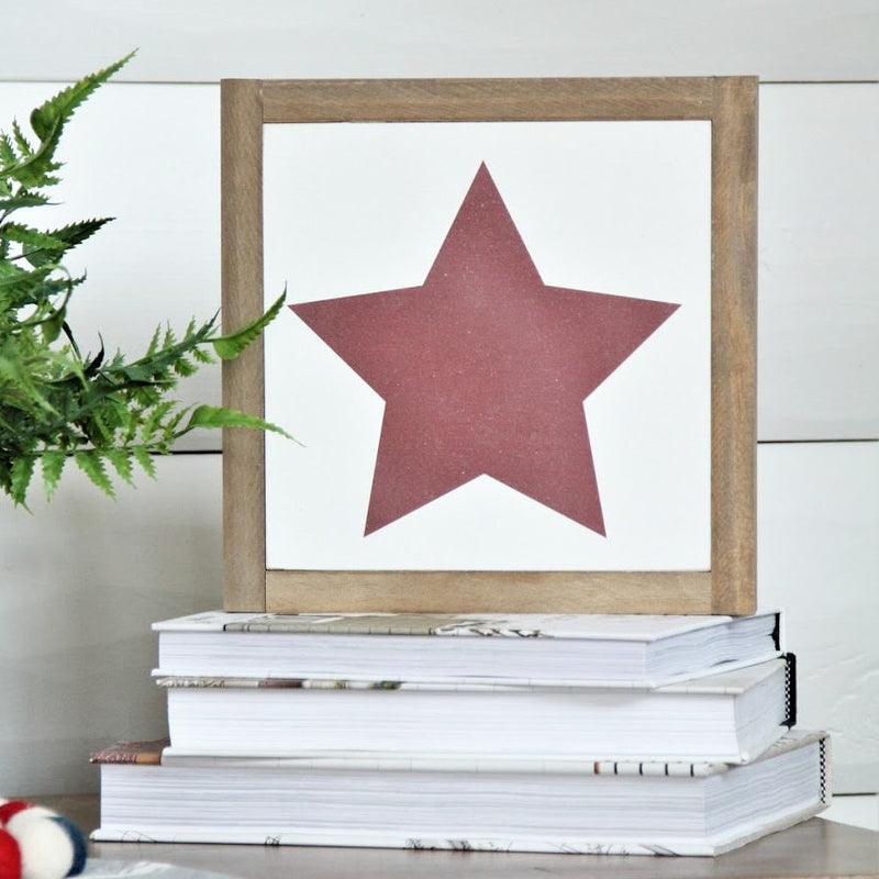 Mini Star Sign